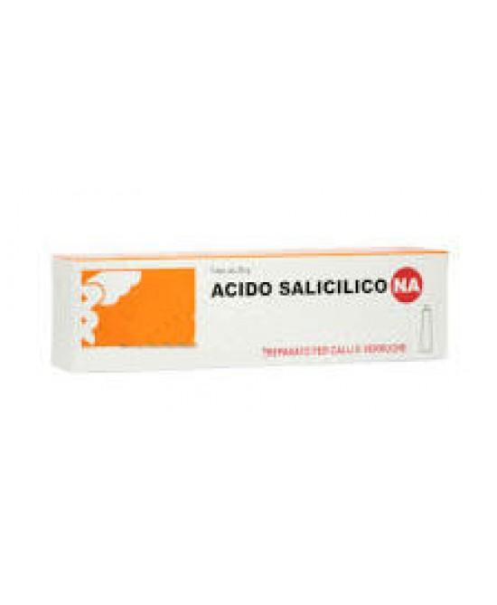 Acido Salicilico NA10% Unguento 30g -