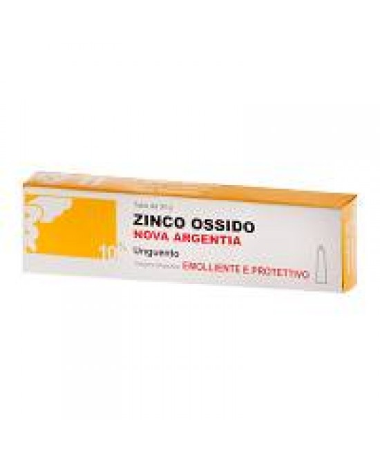 Zinco Ossido Nova Argentia 10% Unguento Tubo 30 g offerta