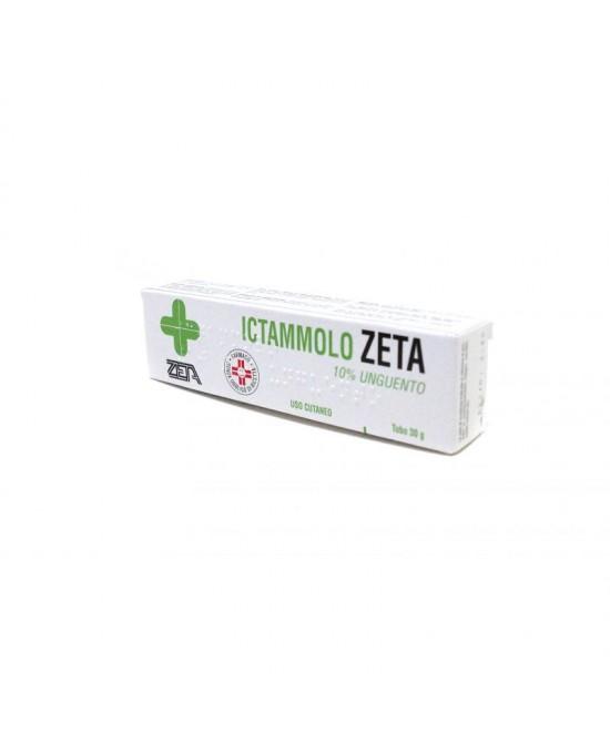 Ictammolo ZETA 10% Unguento Ittiolo  30g - FARMAPRIME