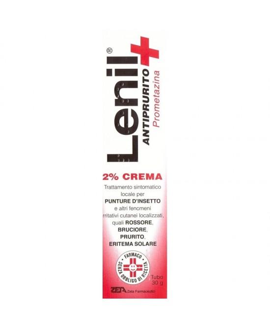 Lenil Antiprurito 2% Crema 30g - Farmafamily.it