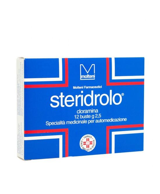 STERIDROLO*POLV 12BUST 2,5G - FARMAEMPORIO