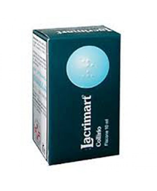 Baif Lacrimart Collirio Sindrome Dell'Occhio Secco Flaconcino 10ml - Spacefarma.it