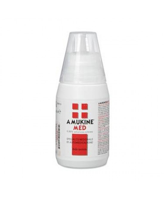 AMUKINE MED*SOL CUT 250ML0,05% - FARMAPRIME