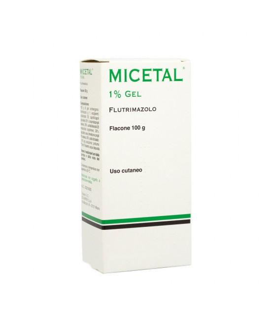 MICETAL*GEL CUT FL 100G 1% - DrStebe