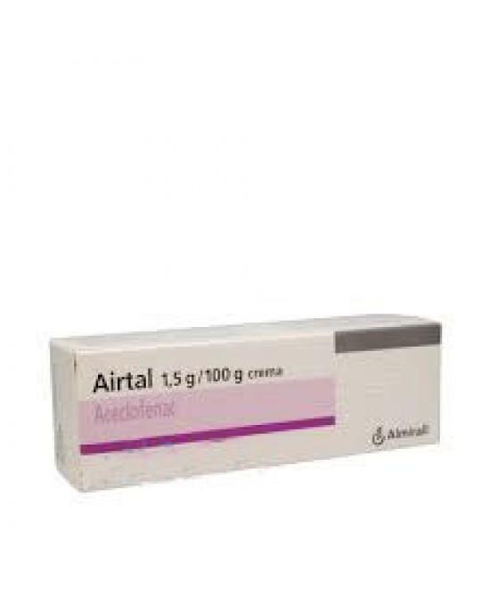 Airtal 1,5g / 100g Aceclofenac Crema Antidolorifica 50 g offerta