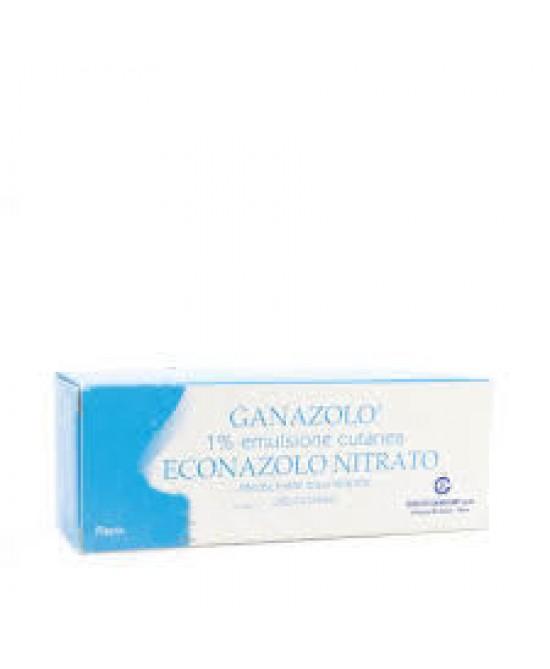 Ganazolo 1% Emulsione Cutanea 30ml -