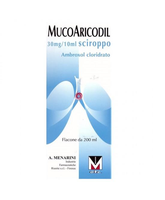 Mucoaricodil 600 mg Ambroxoloo cloridrato Tosse Sciroppo 200 ml offerta