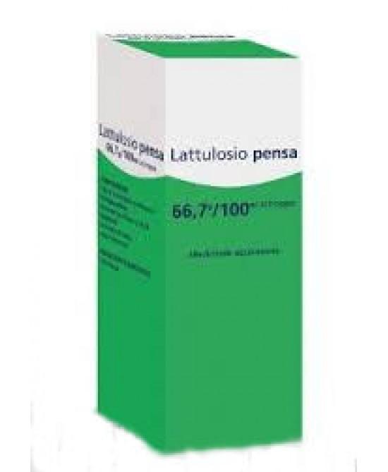 Lattulosio Pensa 66,7g/100ml Sciroppo Lassativo Flacone da 180 ml offerta
