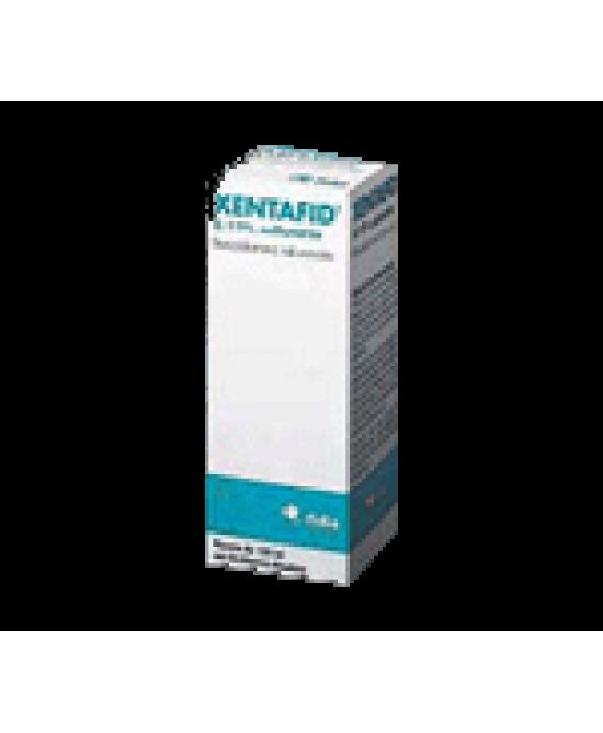Fidia Xentafid Colluttorio Flacone Da 120ml 0,13%