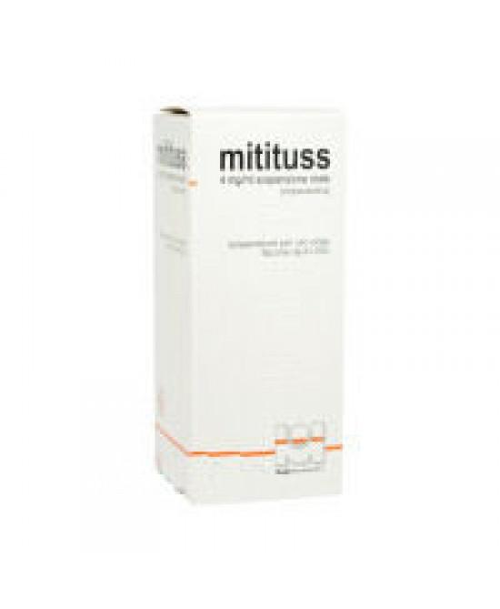 MITITUSS*OS SOSP 200ML 4MG/ML - FARMAPRIME