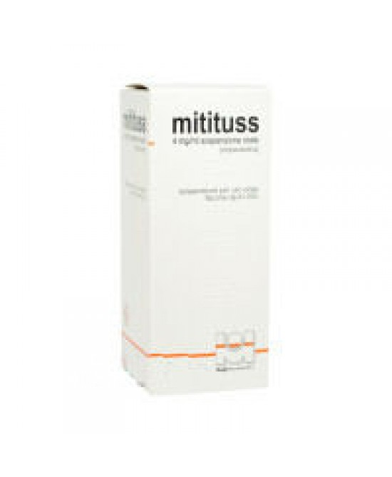 MITITUSS*OS SOSP 200ML 4MG/ML - FARMAEMPORIO