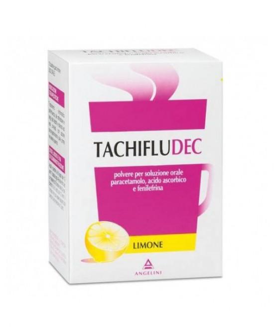 TACHIFLUDEC GUSTOLIMONE 10 Bustine - Farmapage.it