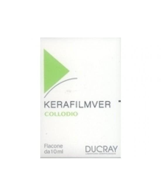 Kerafilmver Collodio Soluzione Cutanea 10ml - Farmaci.me