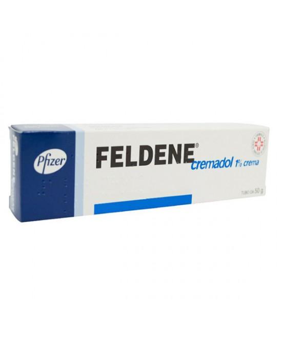 Pfizer Feldene Cremadol 1% Crema Stati Dolorosi Di Natura Reumatica E Traumatica Tubo 50g - Farmawing