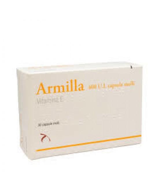 Armilla400 UI 30 Capsule Molli - Parafarmacia la Fattoria della Salute S.n.c. di Delfini Dott.ssa Giulia e Marra Dott.ssa Michela