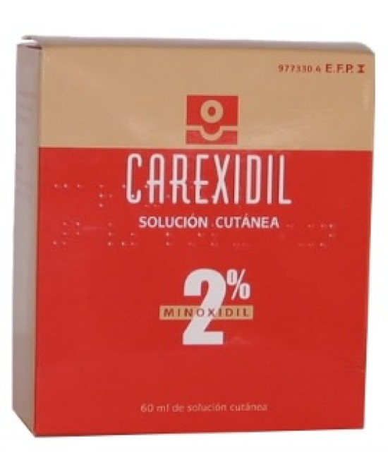 CAREXIDIL*SOLUZ CUT 60ML 2% - Farmacia Bartoli