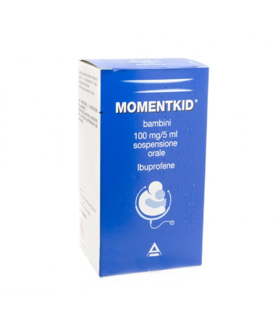 MomentKid Bambini Sospensine Orale 150ml - Farmastop