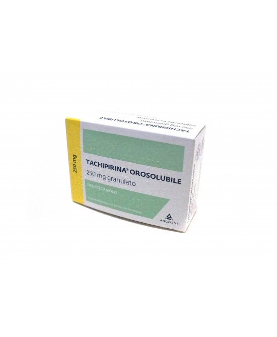 Tachipirina Orosolubile 250mg Granulato 10 Bustine - Farmastar.it