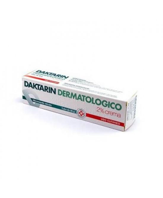 DaktarinDermatologico 2% Crema Per Funghi E Micosi 30g - Farmaci.me