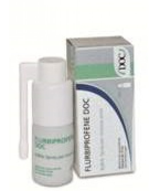 Flurbiprofene DOC  Spray15ml (generico Benactive-Froben) - Farmajoy