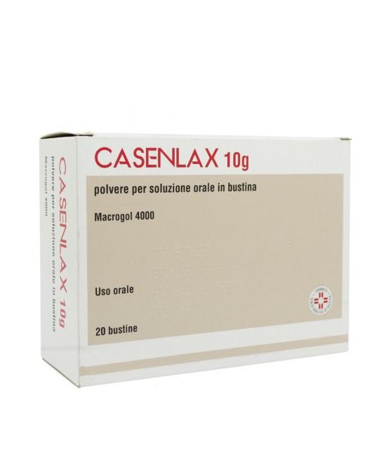 Casenlax Sospensione Orale Polvere 20 Bustine 10g - FARMAPRIME