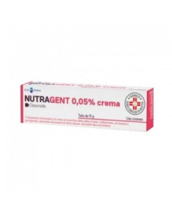 Galderma Nutragent 0,05g/100g Crema 15g