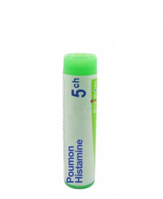Boiron Poumon Histamine 5CH Granuli Tubo