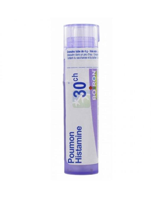 Boiron Poumon Histamine 30CH Granuli Tubo offerta