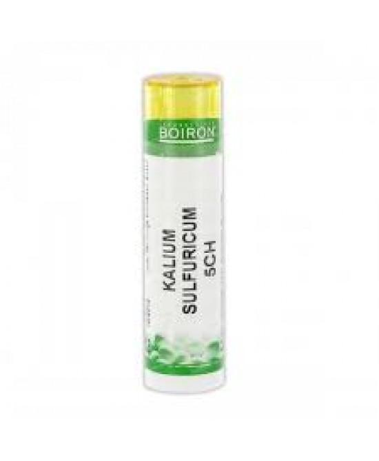 Boiron Sulfuricum Ac 5ch Granuli