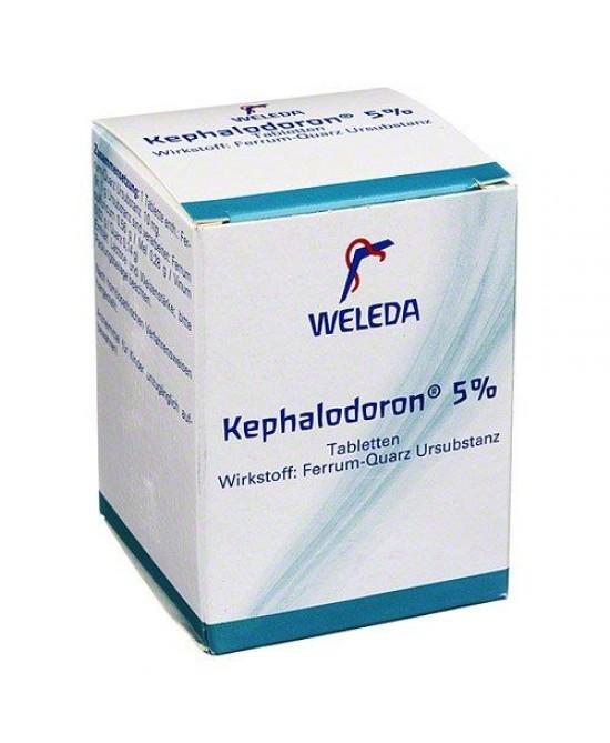 Weleda Ferrum Quarz 5% 250 Compresse