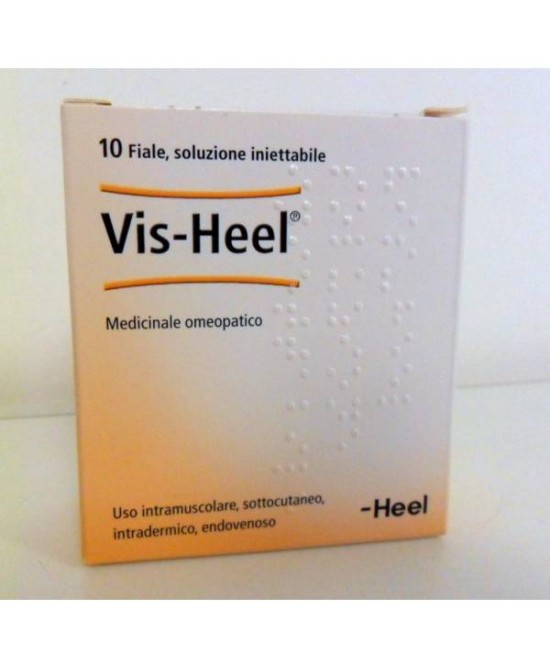 Guna Heel Vis-heel 10 Fiale