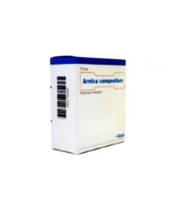 Heel Arnica Compositum  10 Fiale Da 2,2ml - Farmapc.it