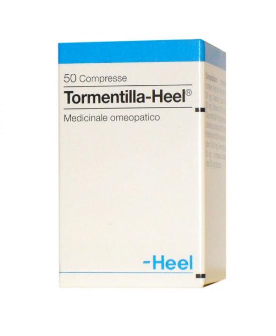 Heel Tormentilla-Heel 50 Compresse - Farmaunclick.it