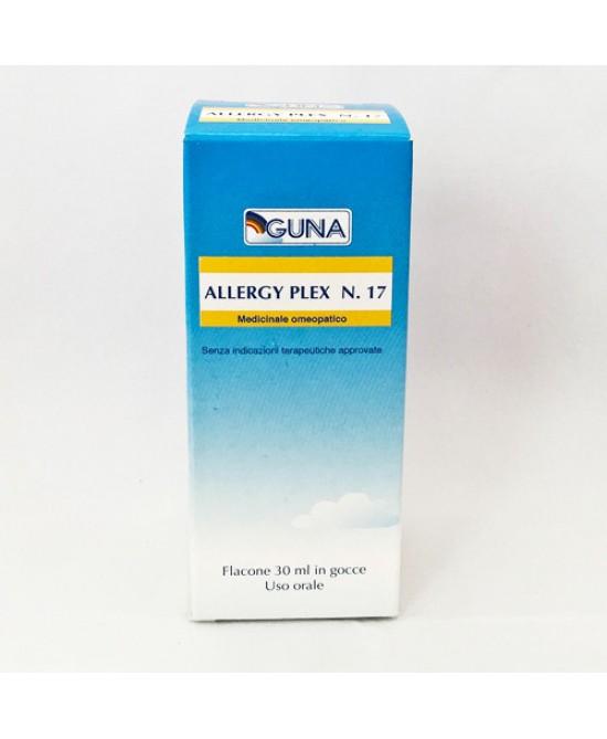 ALLERGYPLEX 17 VEG IV 30ML-800196560