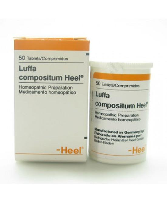 Heel Luffa Compositum 50 Compresse - Farmaciaempatica.it