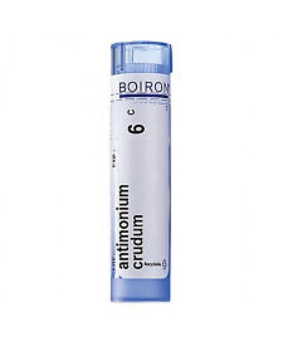 ANTIMONIUM CRUDUM 6CH GRANULI - Turbofarma.it