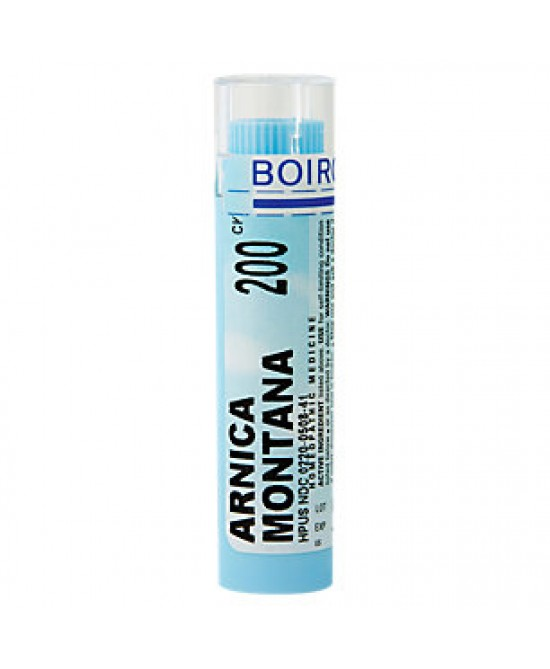 Boiron Arnica Montana 200 Ch Globulari 6g - Farmacento