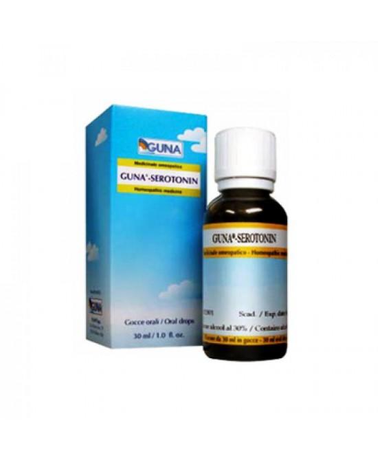 Guna Serotonin 6dh Gocce Da 30ml - Farmacento