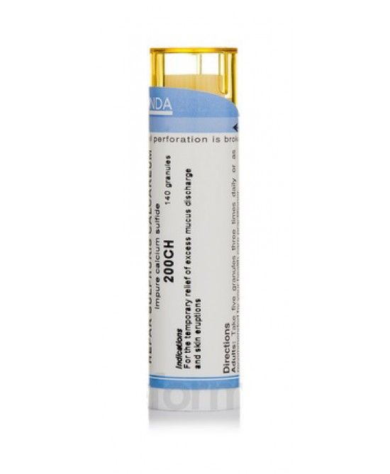 Cemon Hepar Sulphur 200CH Globuli