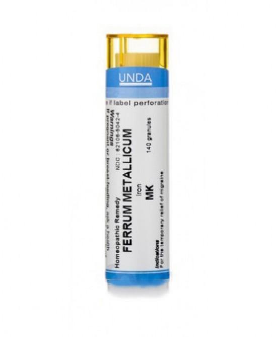 Cemon Ferrum Metallicum MK Globuli 6 g offerta