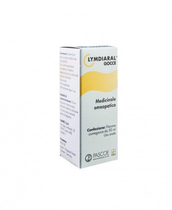 Named Lymdiaral Pascoe Prodotto Omeopatico Complesso Gocce 50ml - Farmacento