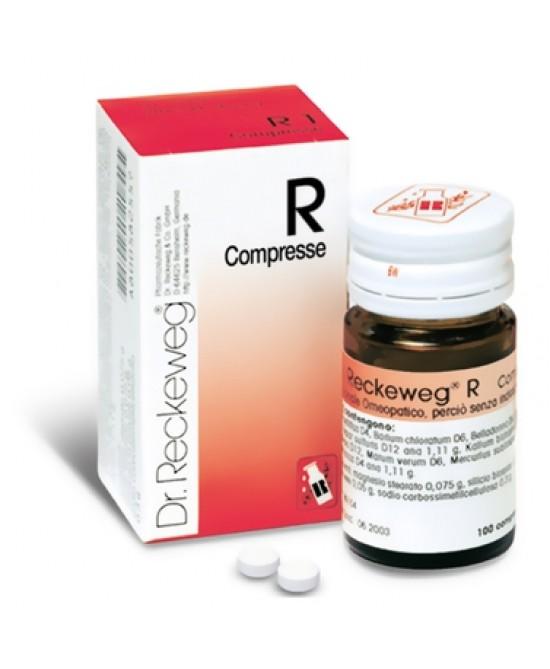 RECKEWEG R5 100 COMPRESSE - Farmajoy