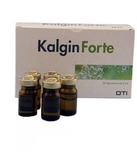 Oti Kalgin Forte Medicinale Omeopatico 20 Flaconi 5 ml