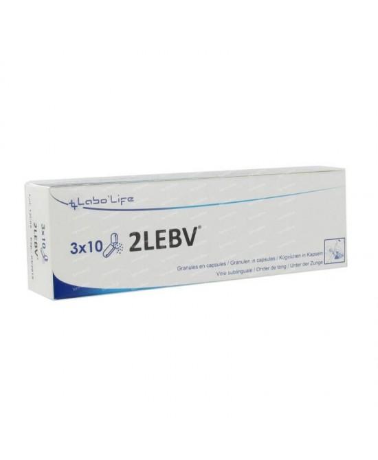 2 LEBV  30 Capsule - Zfarmacia