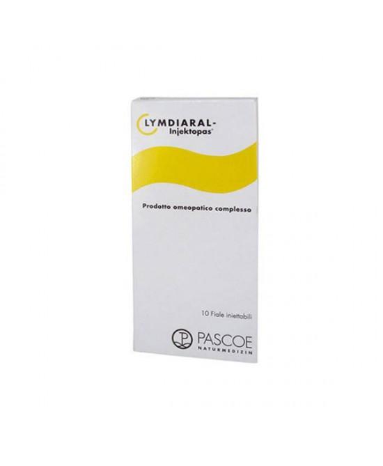Named Pascoe Lymdiaral 10 Fiale da 2 ml