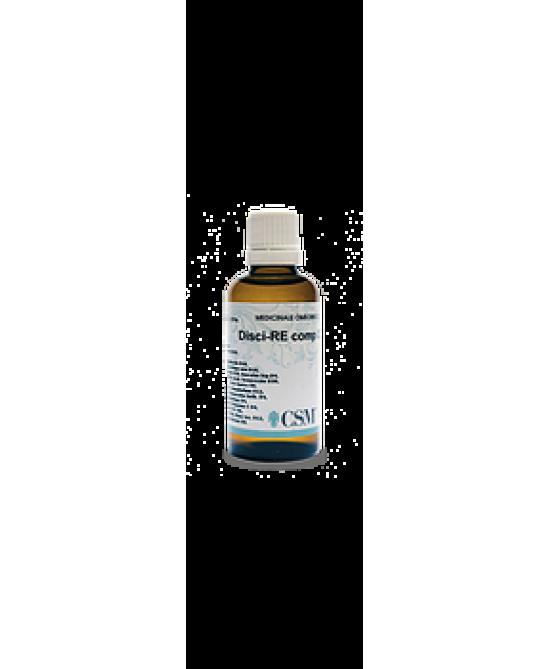Csm Disci-Re Comp Gocce 50ml - La tua farmacia online