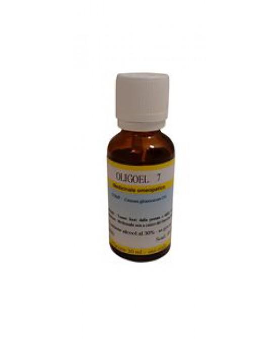 OLIGOEL 07 LI GTT 30ML - Farmaciacarpediem.it