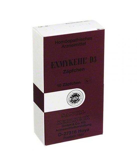 EXMYKEL 10 SUPPOSTE 2G SANUM - Farmaci.me
