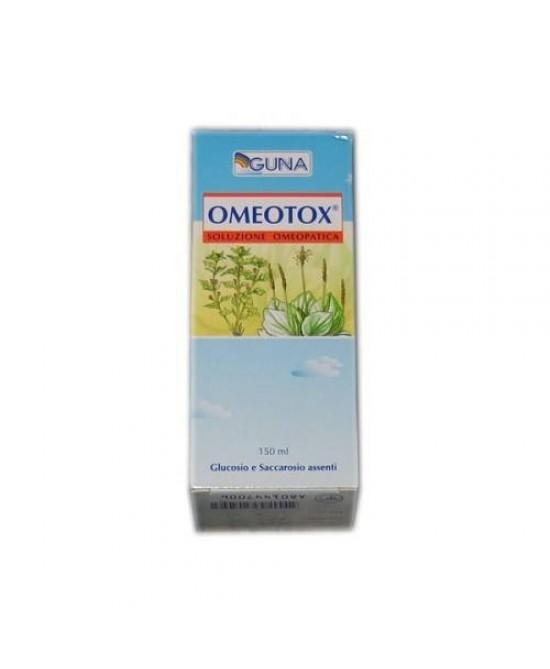 Guna Omeotox Soluzione Orale 150ml - Farmagolden.it