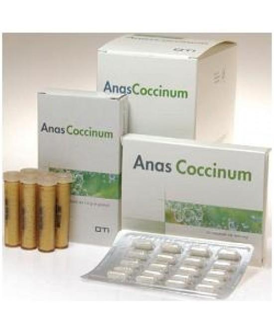 ANAS COCCINUM H 17 COMPOSTO 30 FIALE GLOBULARI 1,6G - Farmaci.me
